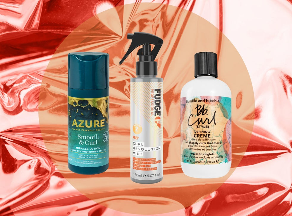 Best Curly Hair Products Hydrate Tame Frizz And Define Locks The Independent