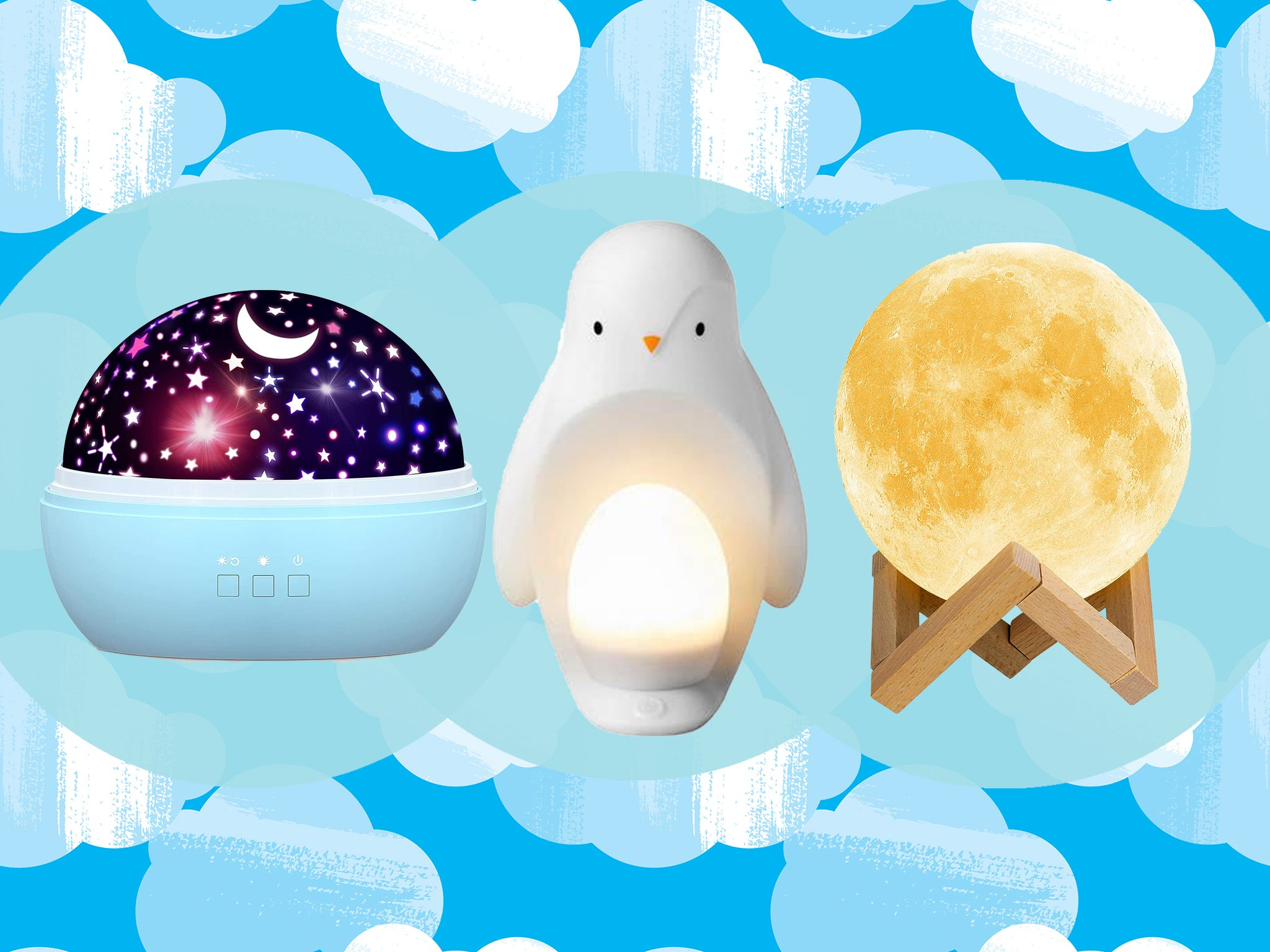 Best kids' lamps to brighten up their bedside table or desk