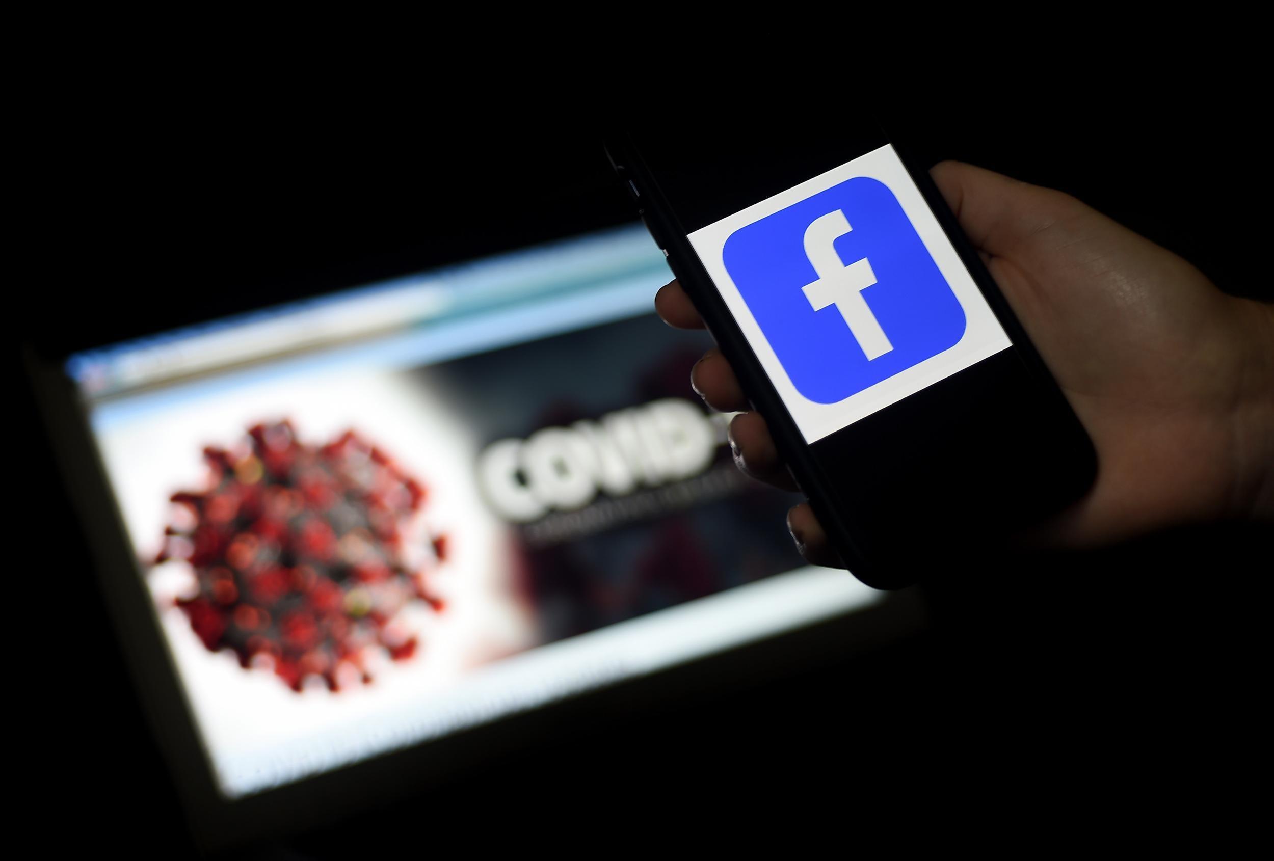 Facebook earnings rise but coronavirus leaves platform's future uncertain, according to Zuckerberg