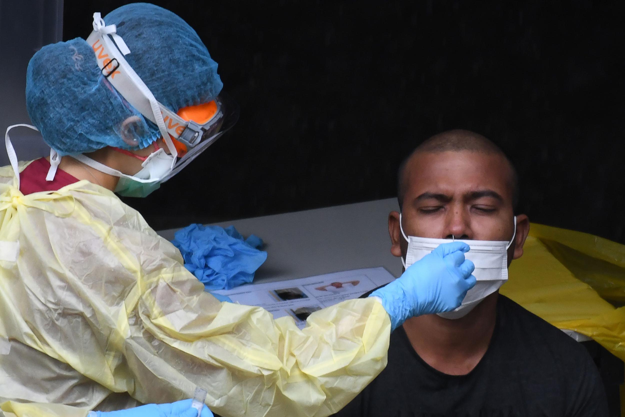Coronavirus: Maryland finally details how it will use 500,000 tests shipped from South Korea photo
