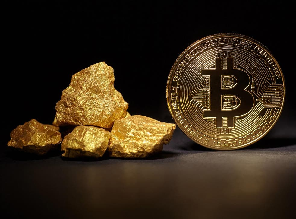 Bitcoin's recent price surge means it is now outperforming gold in 2020
