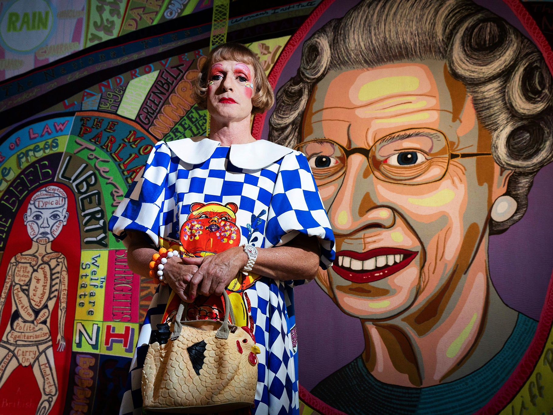 Grayson Perry's Art Club has a radical, essential message – your art doesn't need to be good
