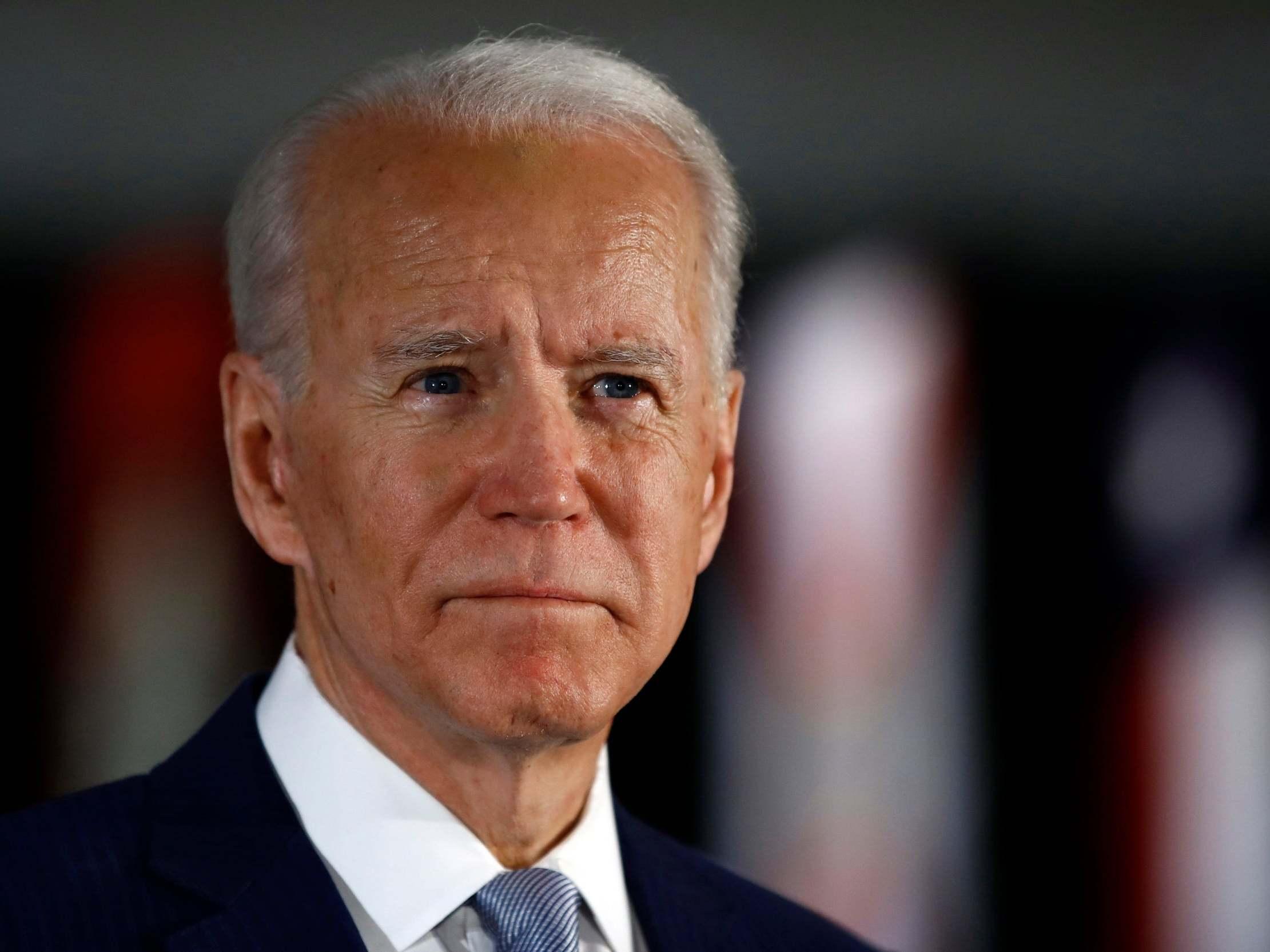Joe Biden to publicly address Tara Reade sexual assault claims photo