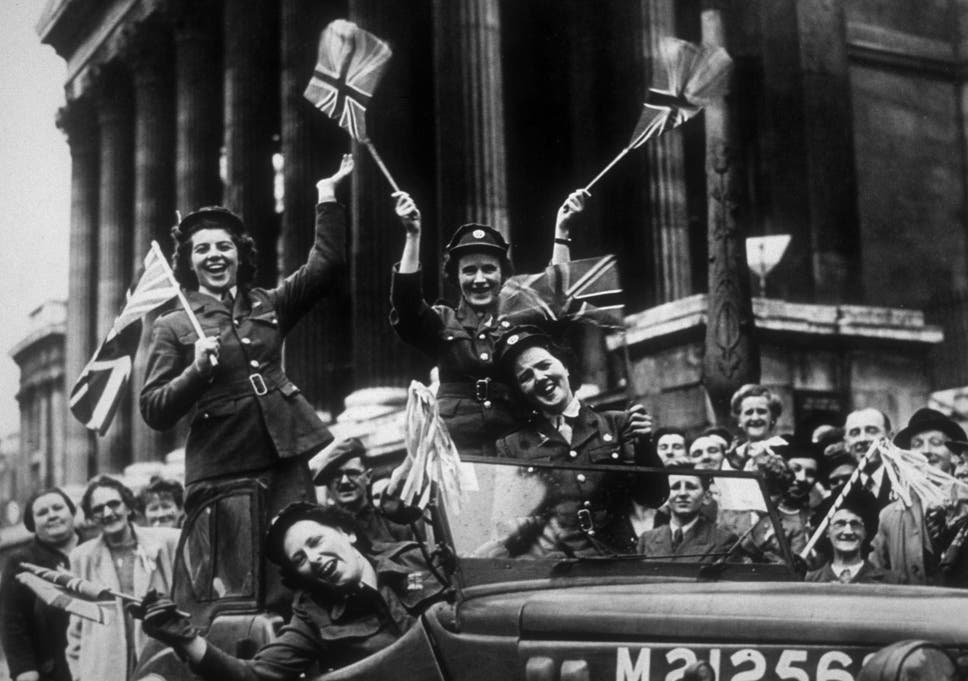 VE Day: A Nation at Peace review – coronavirus lends a grim ...