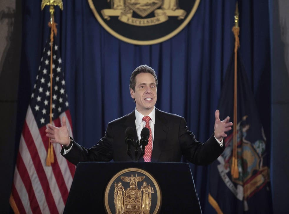 Andrew Cuomo says he is 'eligible' (Getty)