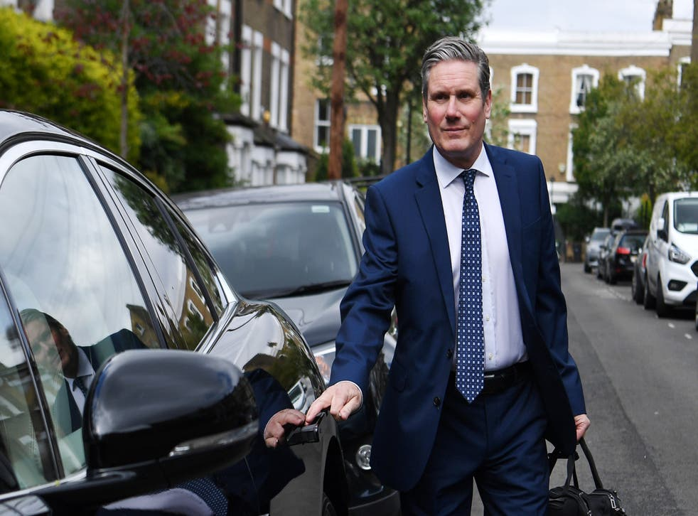 Related video: Keir Starmer responds to PM's U-turn on migrant NHS workers