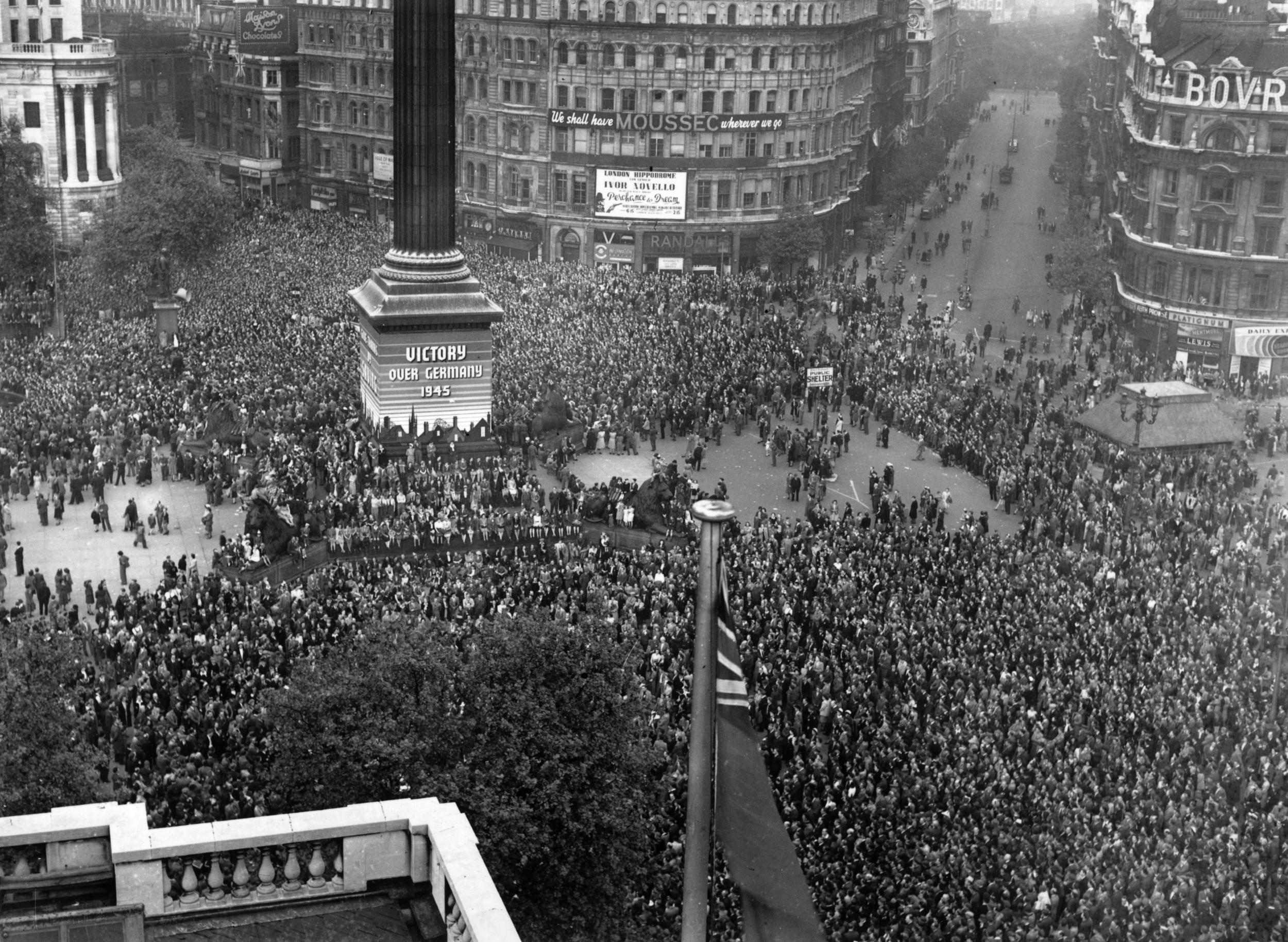 Dia da Vitória da Europa (VE Day) quando é, e o que comemora ?