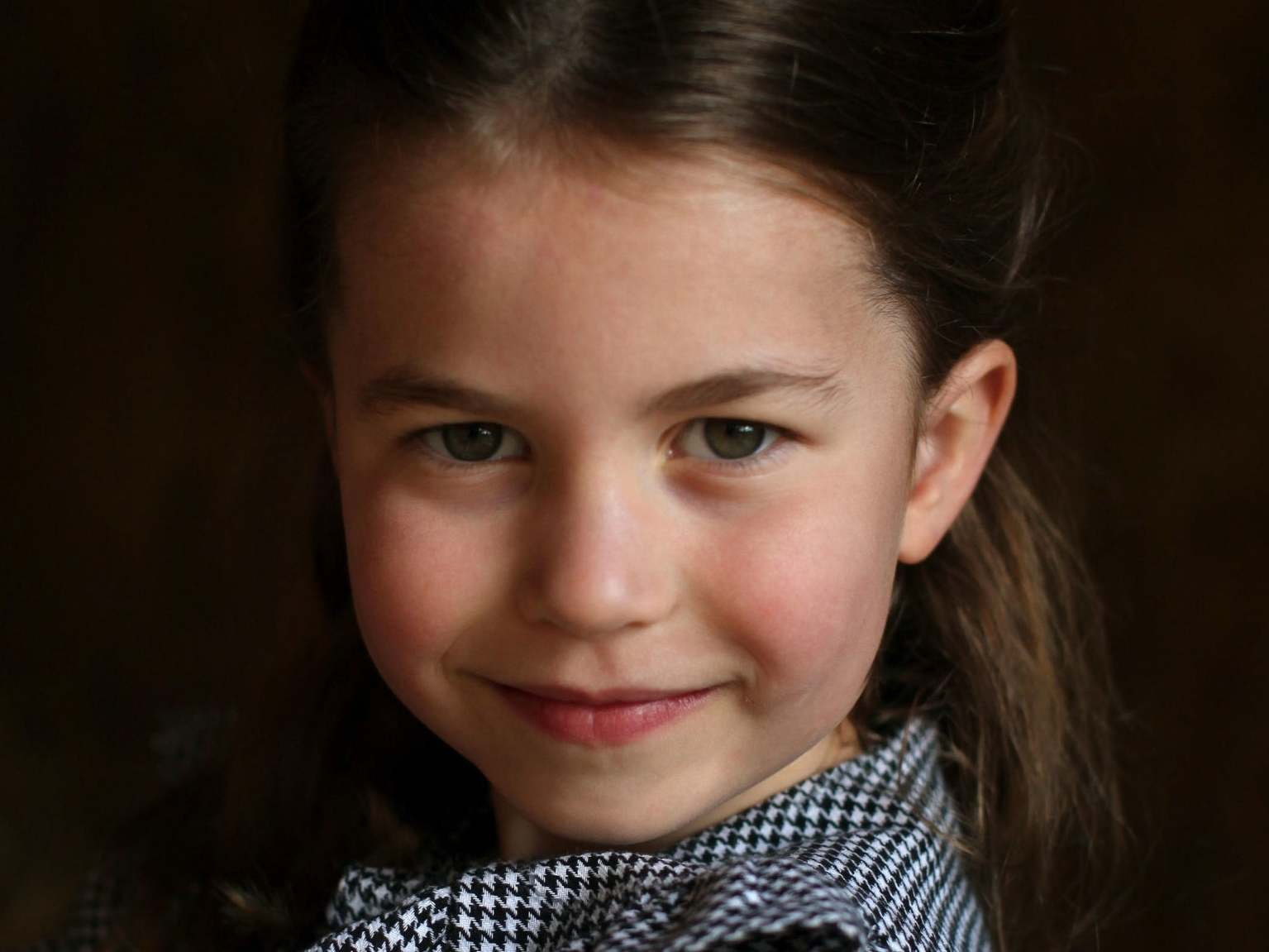 Princess Charlotte: New pictures released for royal's fifth birthday thumbnail