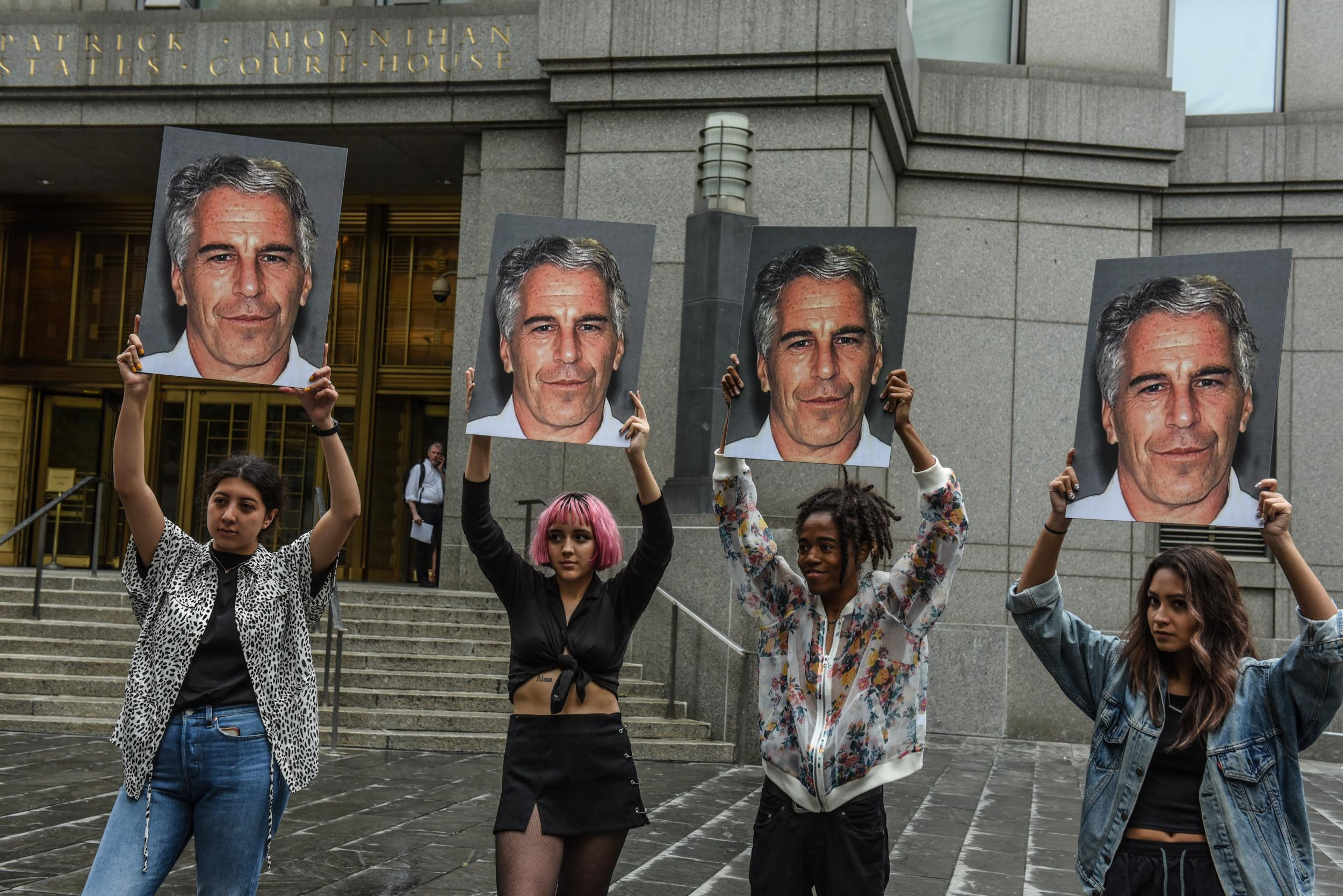 Epstein had office at Harvard University and visited after sex offender conviction, new report finds photo