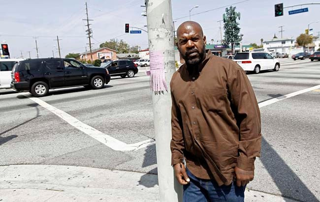 LA riots: Rioter in infamous footage of trucker being pulled from vehicle says 'nothing has changed' since 1992 thumbnail