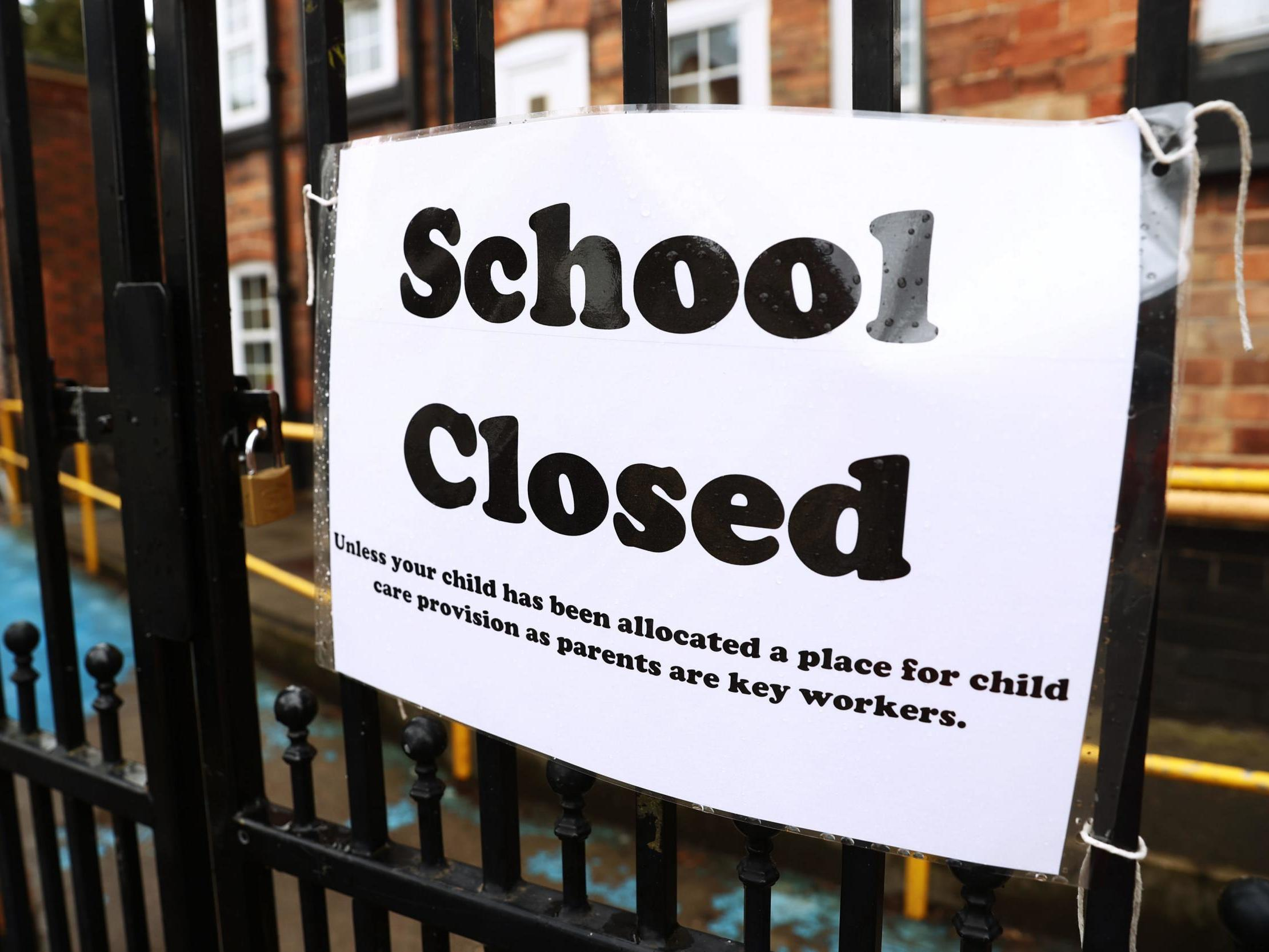 Coronavirus: School closures will leave children from poorest families a  week and a half behind classmates, research suggests | The Independent |  The Independent