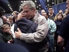 'We are not partisan combatants': Bush posts coronavirus video