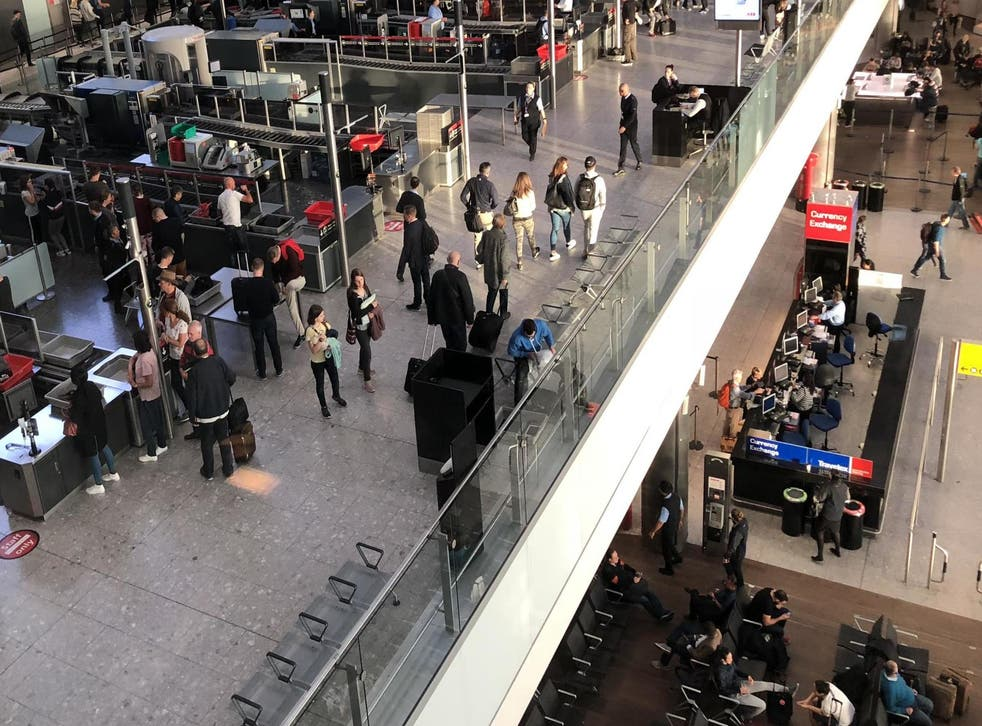 Checkpoint controversy: how will the airport experience change when air travel resumes at scale?