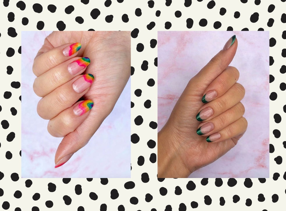 Nail Art Designs Trending Manicures You Can Create At Home The Independent The Independent