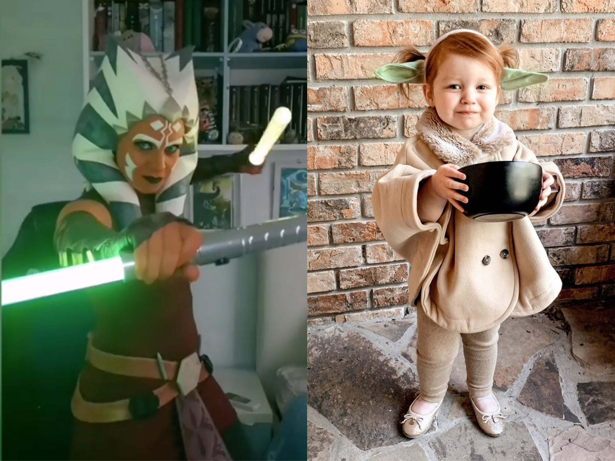 Star Wars Day: Fans share creative costumes to mark May the Fourth