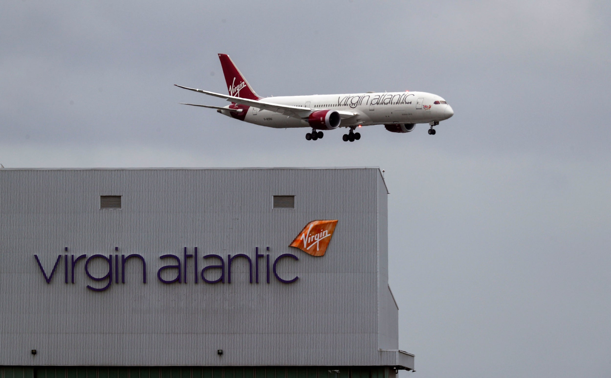 Virgin Atlantic: Things may look bad for aviation, but we will fly again