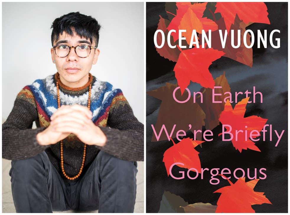 Poet Ocean Vuong's debut fiction weaves in verse and essayistic meditations