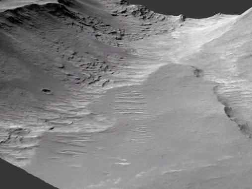 Rivers existed on Mars 3.7 billion years ago, study finds thumbnail