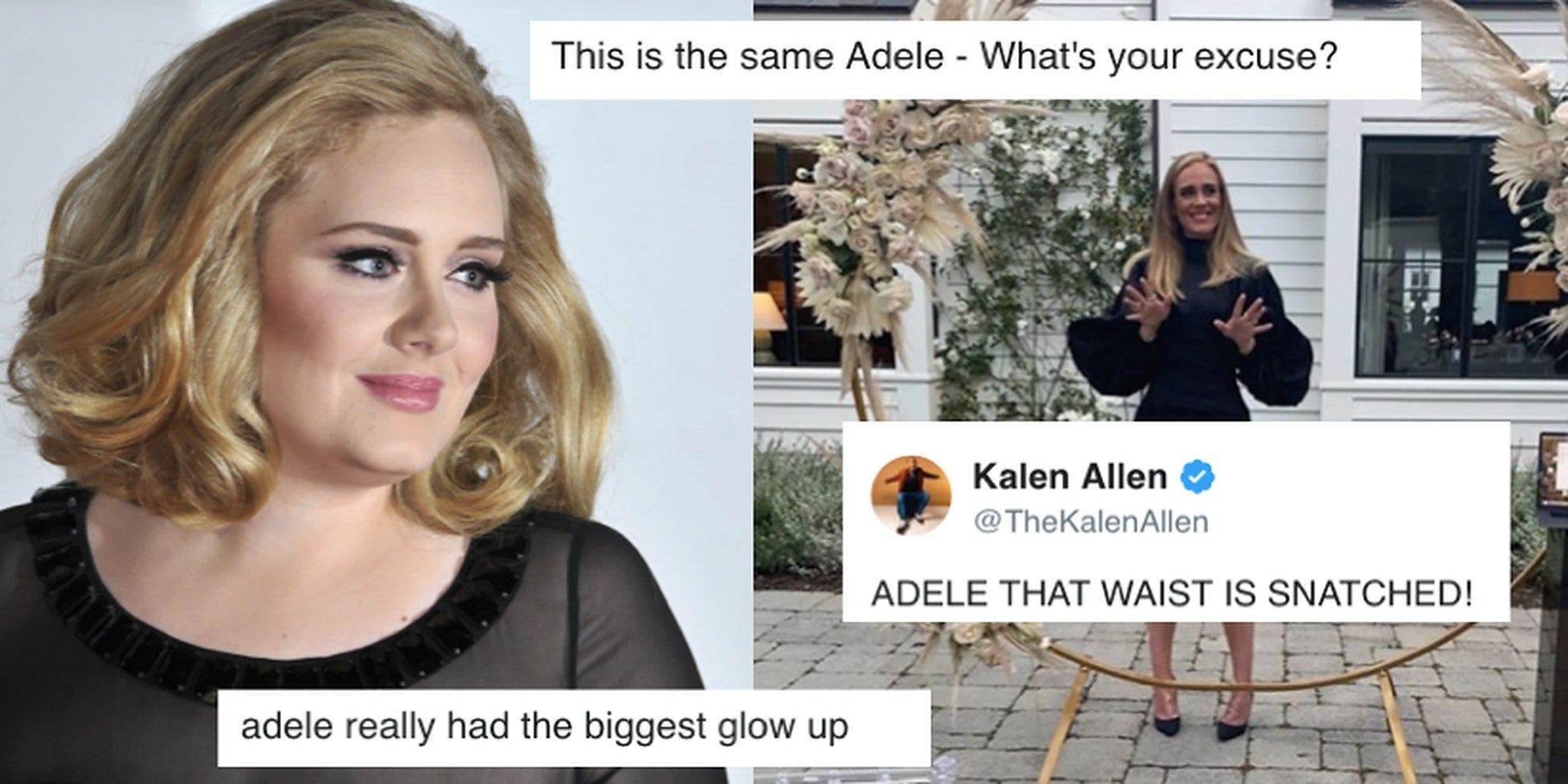 Is The Reaction To Adele S Weight Loss In Her Birthday Instagram Post Fatphobic Indy100