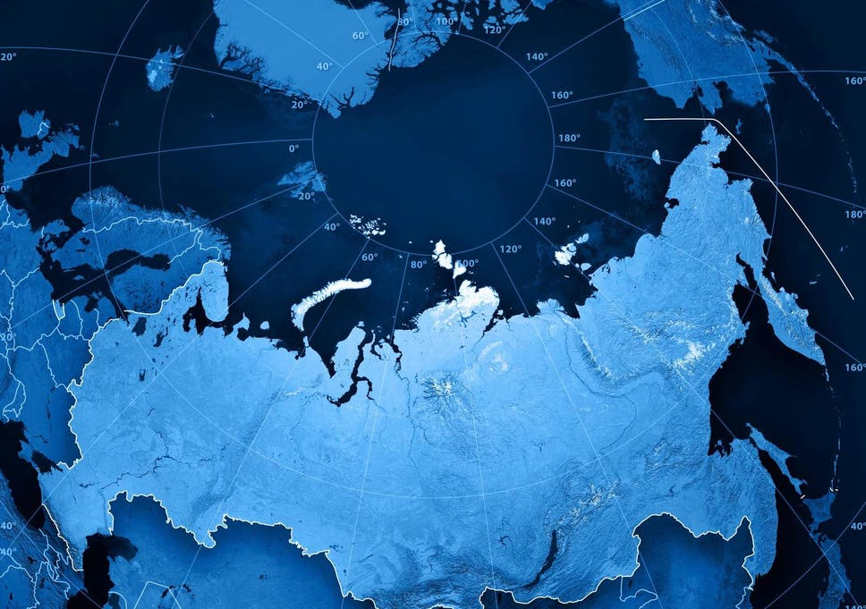The North Magnetic Pole has historically been found around northern Canada but has moved towards Siberia