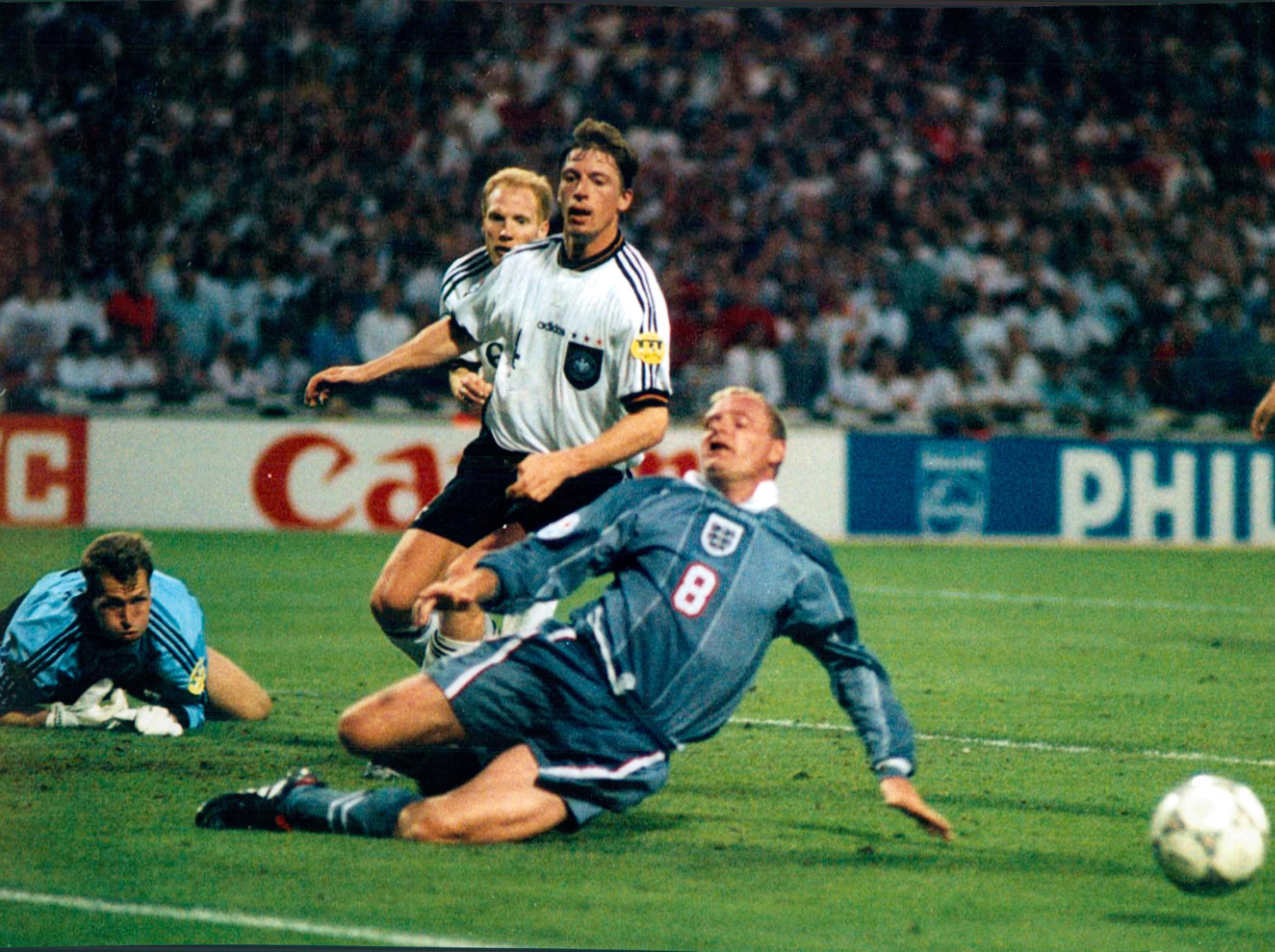 Euro 96 and the two sides to any major tournament | The Independent