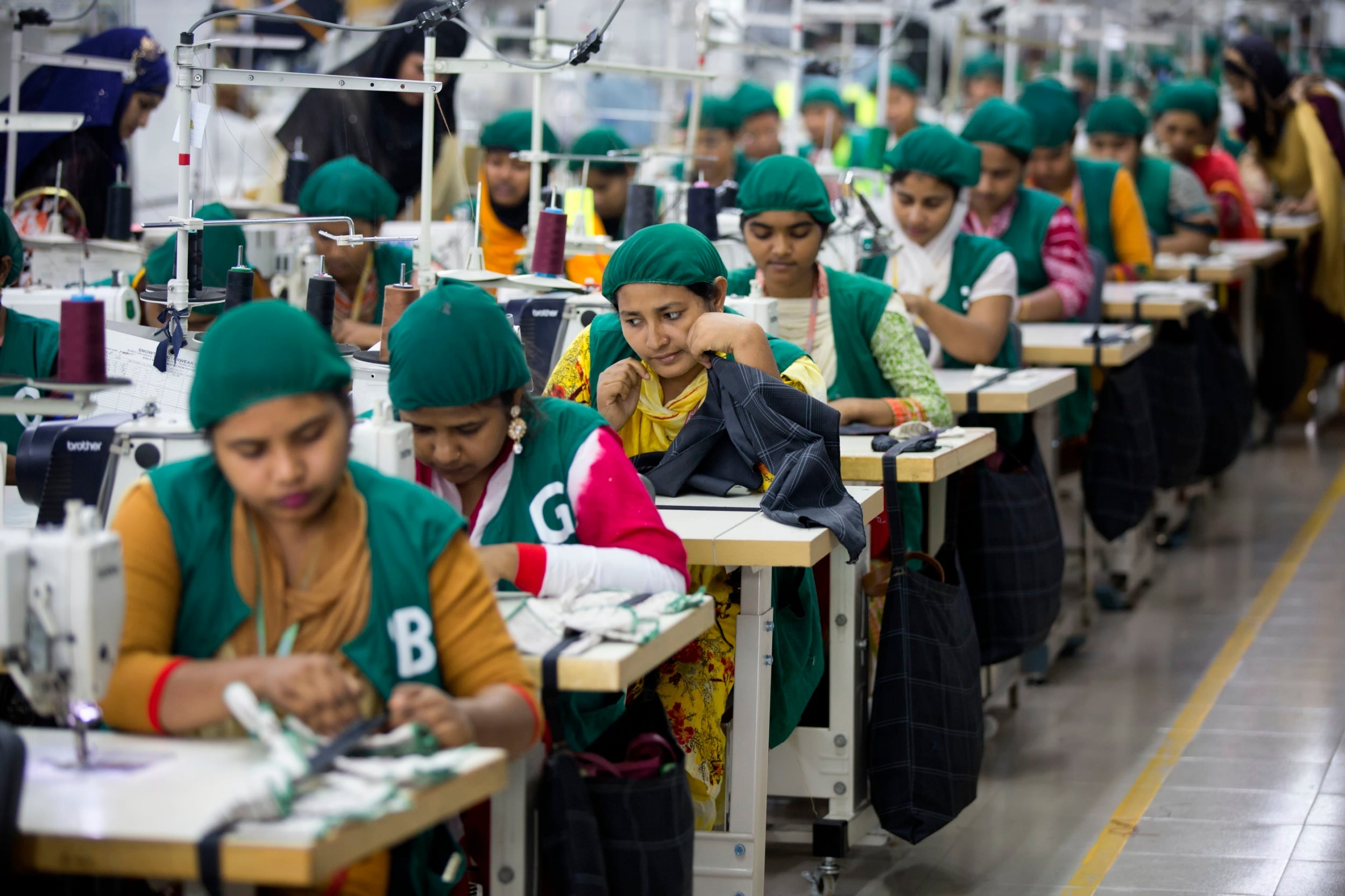 'They just don't care': Millions of garment workers facing destitution as Britain's high street billionaires fail to honour contracts