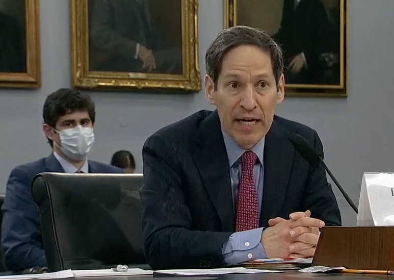 Coronavirus: Former CDC director gives '10 plain truths' to House committee thumbnail