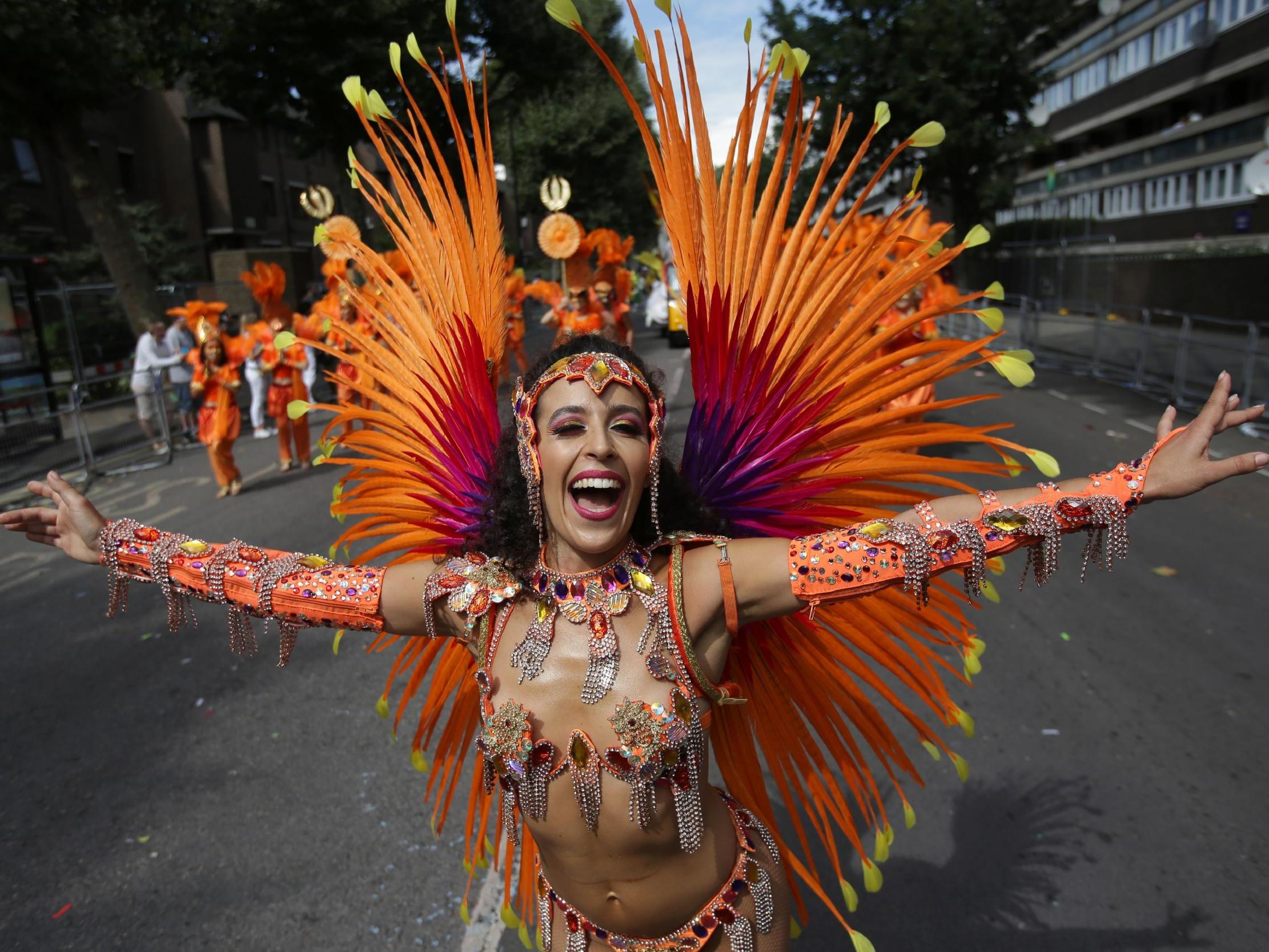 13 Outstanding Photos from Notting Hill Carnival 2018