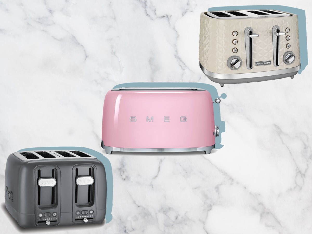 Best 4 Slice Toasters 2020 Make Breakfast Quick And Easy The Independent