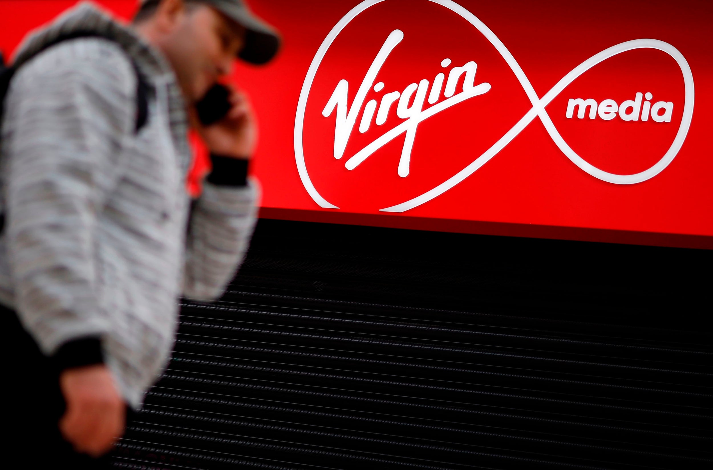 Virgin internet has stopped working, users say