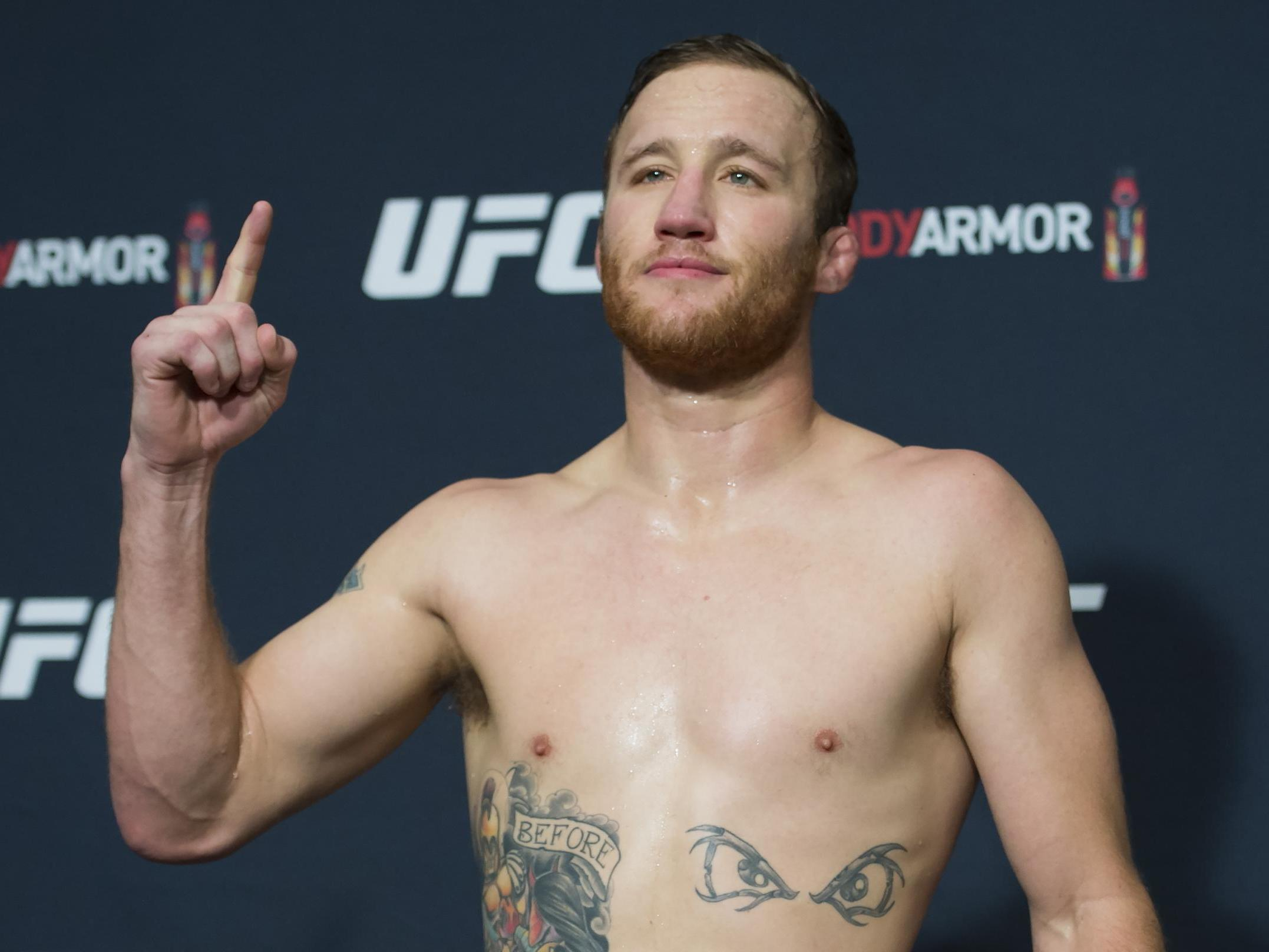 UFC 249: Justin Gaethje defends behind-closed-doors event ahead of Tony Ferguson fight