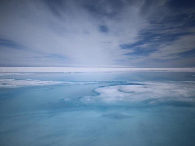 The Greenland Ice Sheet is one of the largest potential contributors to global mean sea level rise if global warming continues to increase