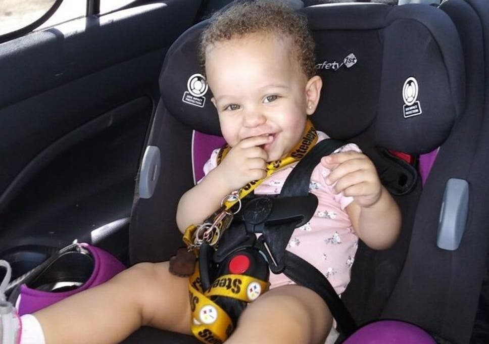 One-year-old Madalyn Payton Slater killed after her father allegedly threw her off a cliff in California
