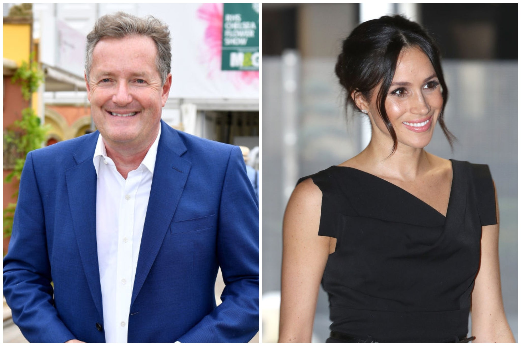 Piers Morgan responds after being told Meghan Markle criticism makes him look 'ugly' – 'I took it too far'