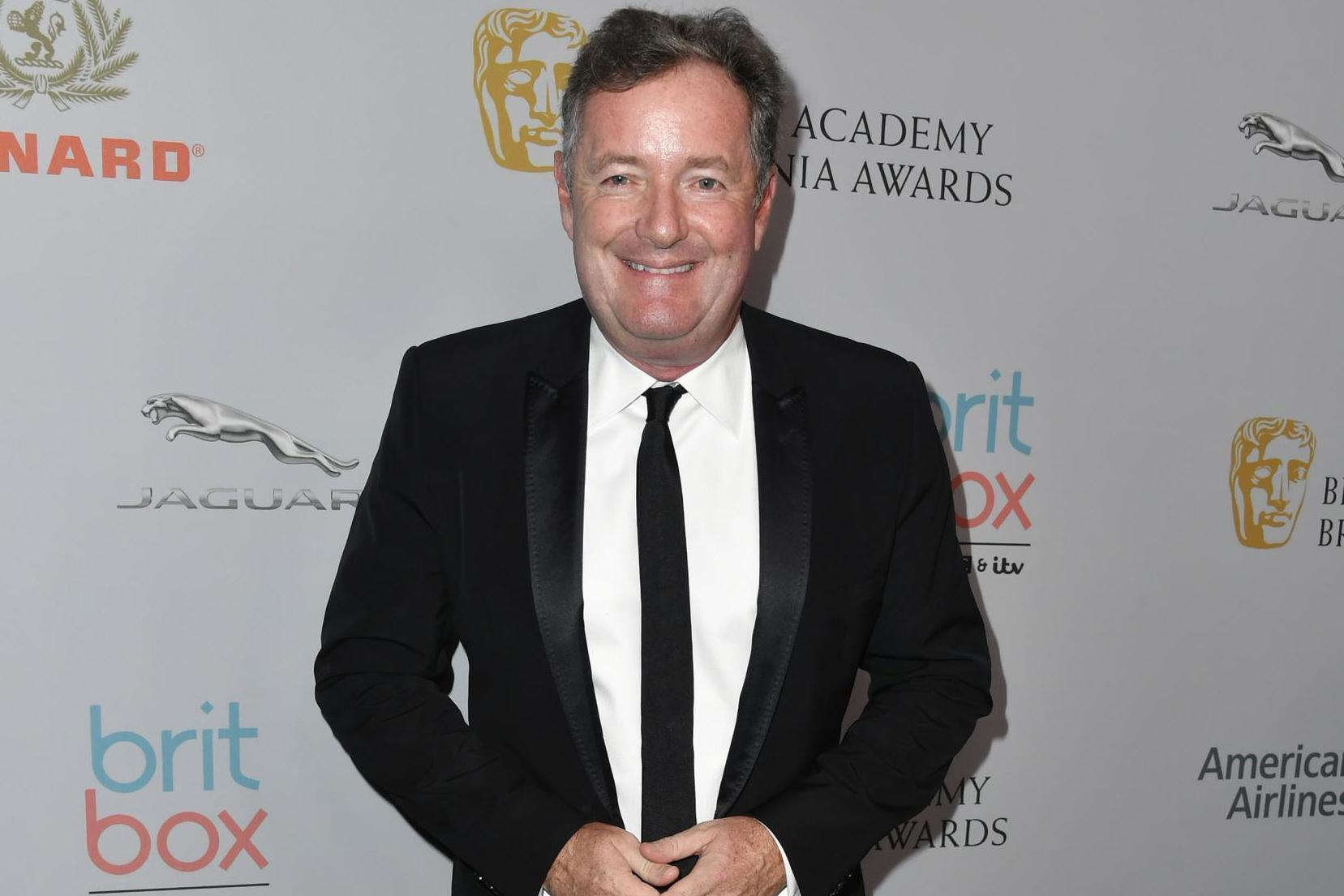 Piers Morgan says criticism over Greggs vegan sausage roll was mostly because he was 'bored out of my brains'