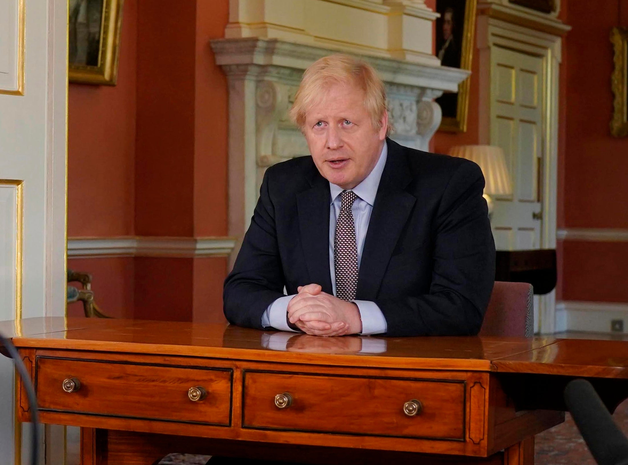 Boris Johnson has set out a clear plan for the way ahead. The downside is that it makes no sense   Tom Peck