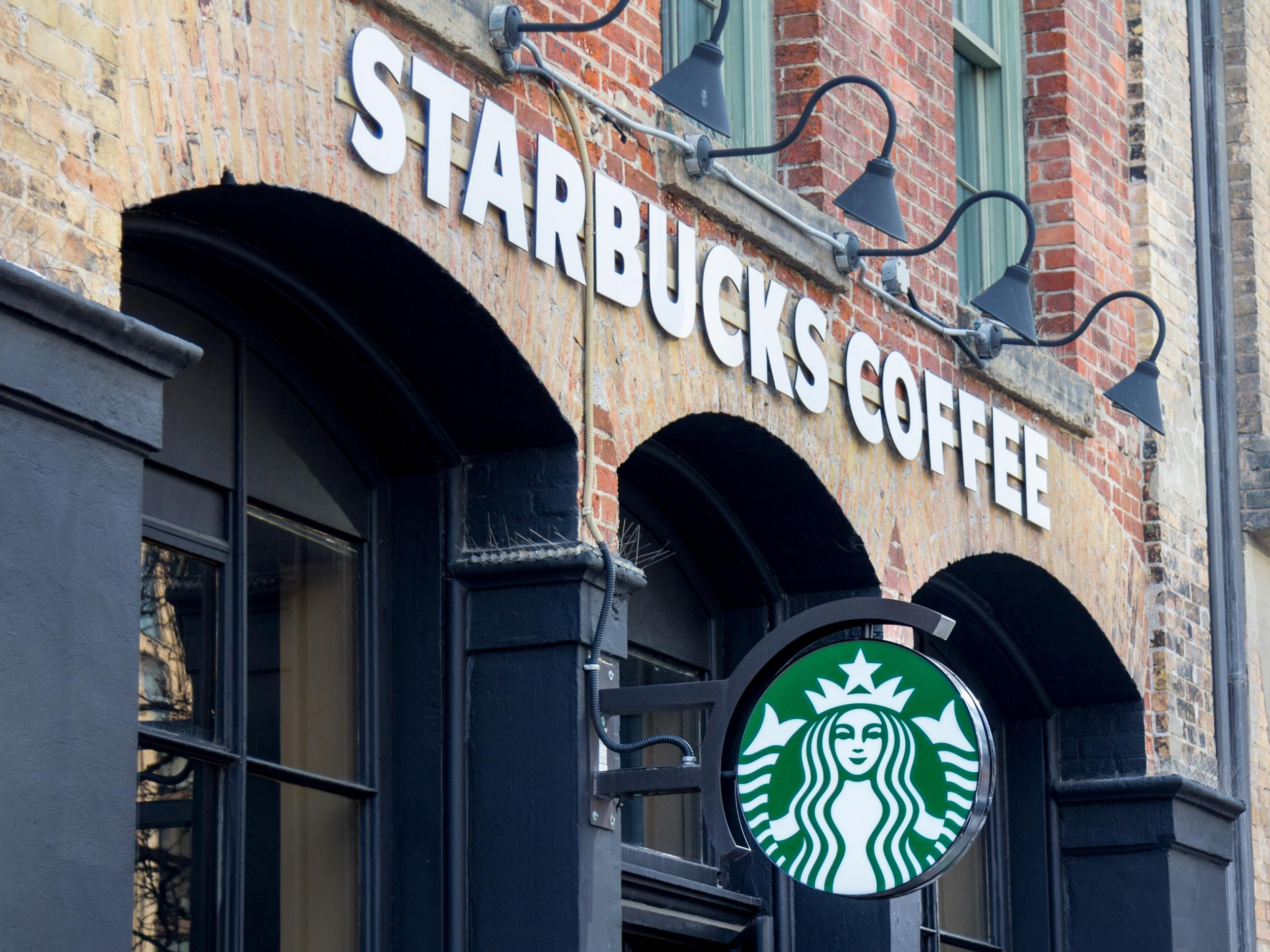 Starbucks to reopen 150 UK shops this week including drive-thru service