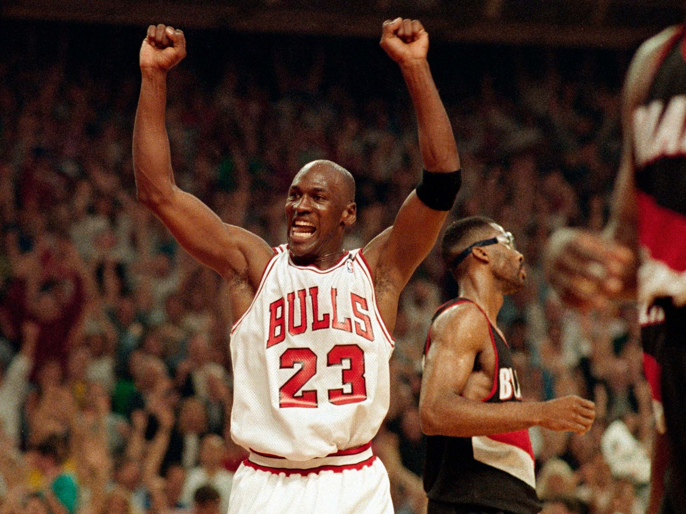 Michael Jordan addresses rumours of gambling suspension during 'The Last Dance'