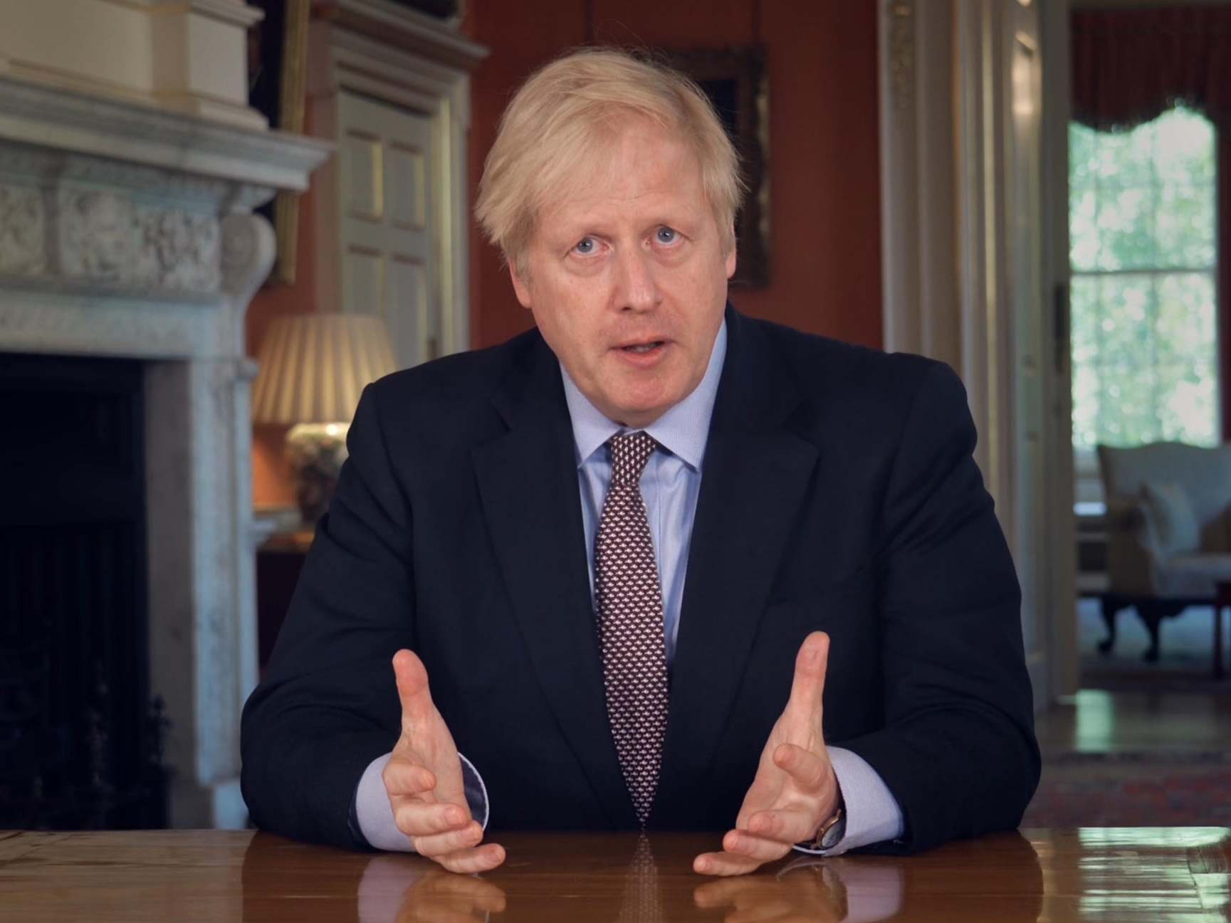 Boris Johnson speech becomes one of most-watched TV broadcasts in history