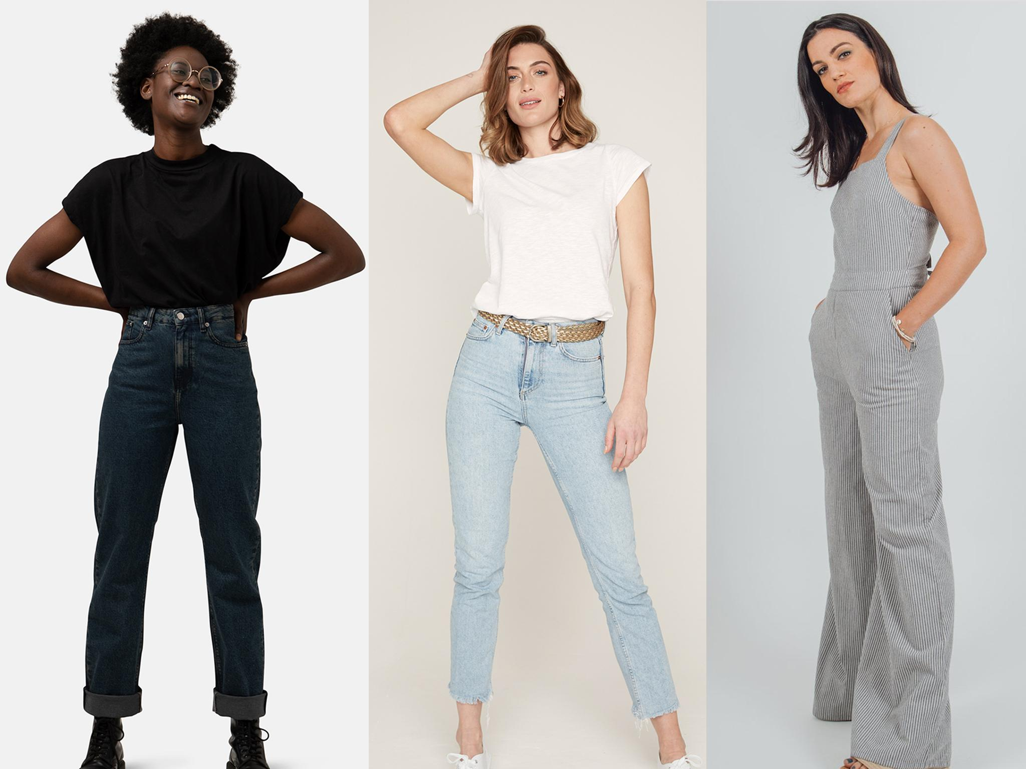 Plastic Free July: Best sustainable clothing brands for women that