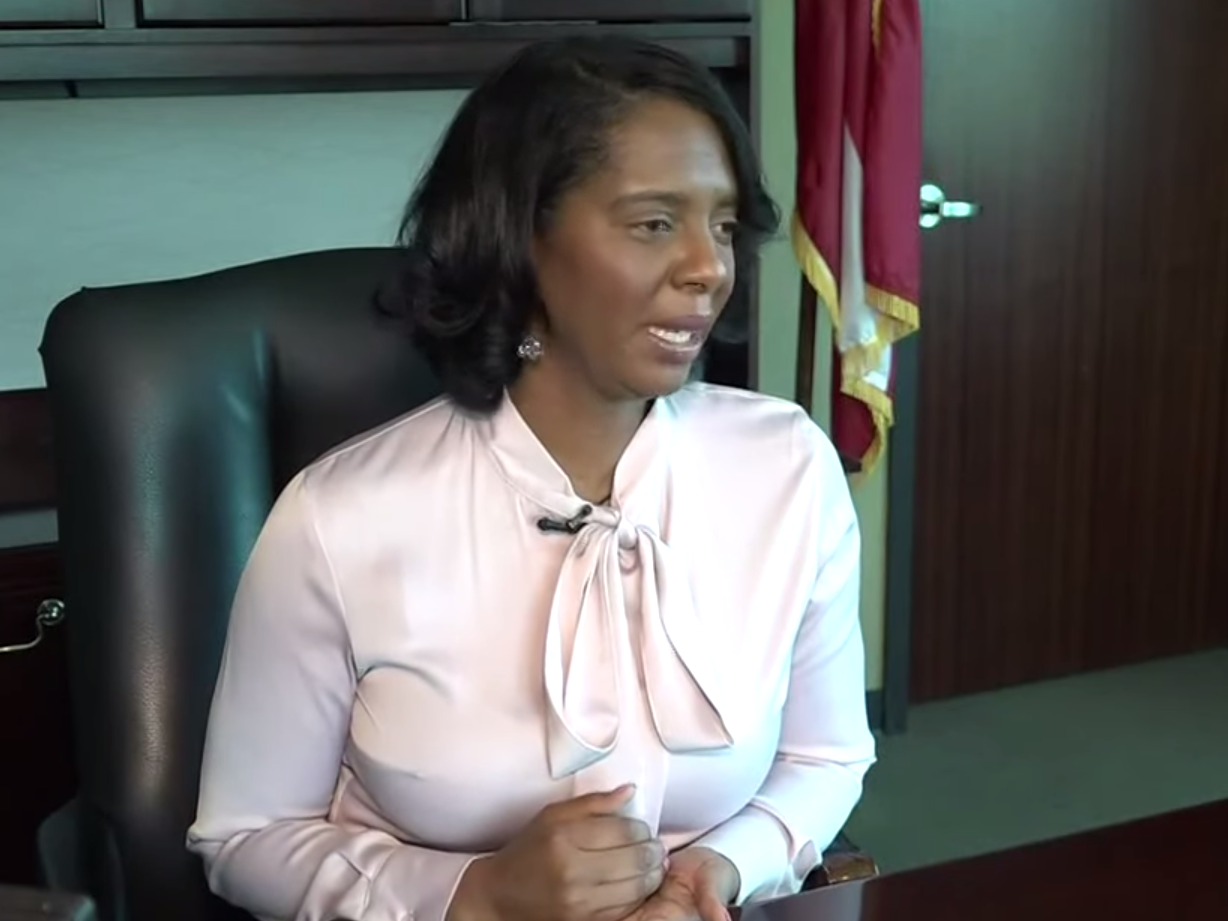 Black district attorney appointed to take charge of Ahmaud Arbery murder case thumbnail