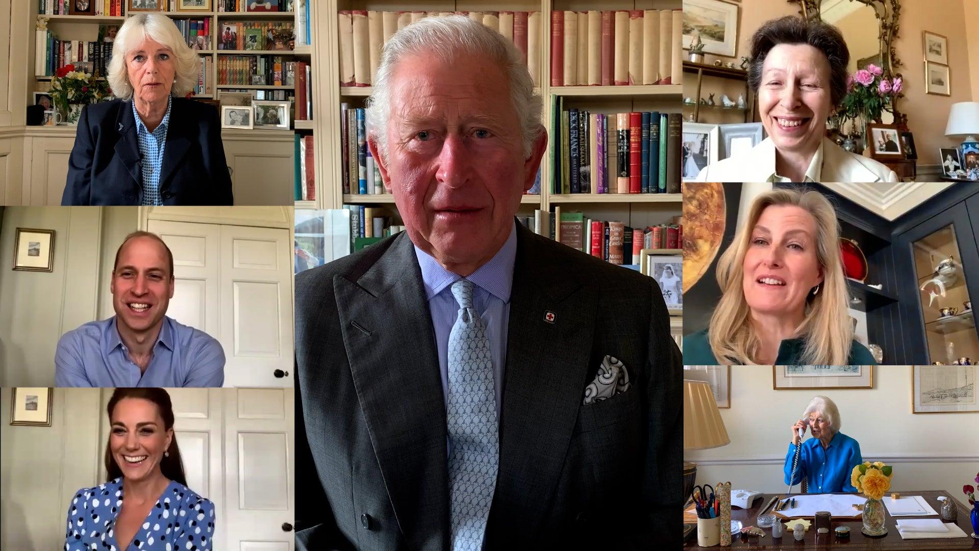 International Nurses Day: Members of royal family team up to call nurses around the world