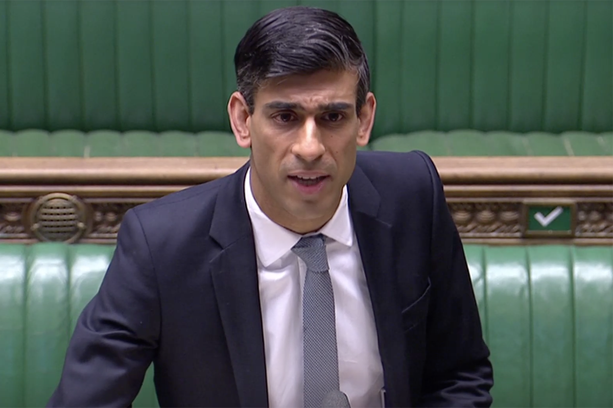 Government has 'no plans' to break manifesto pledge and scrap pension triple lock thumbnail