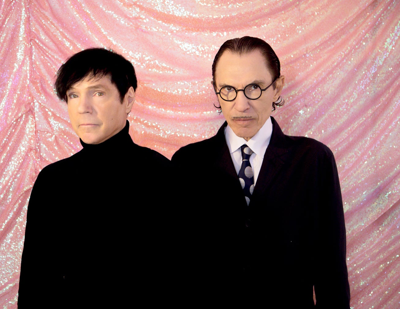 Stop making sense: Sparks on their 50 years of gravity-defying ...