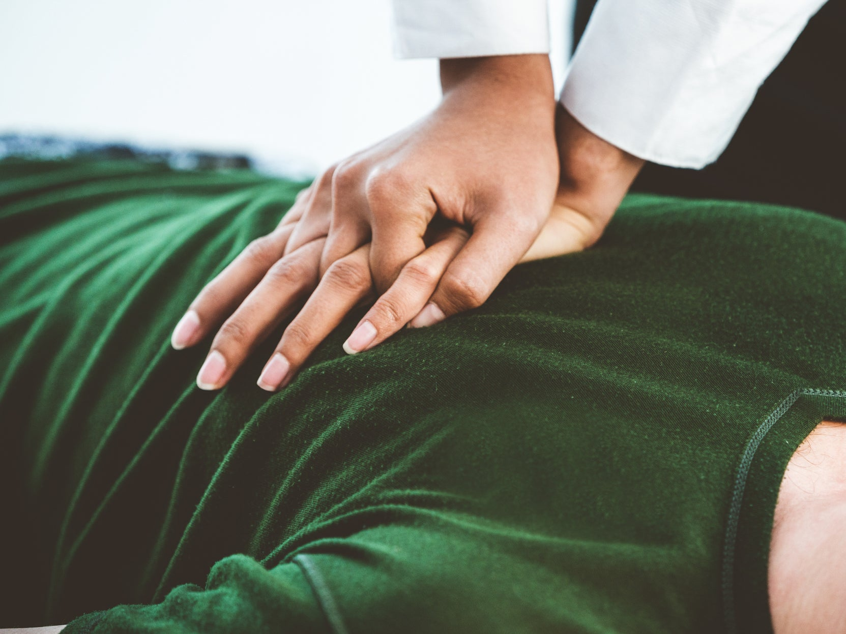 Should you be performing CPR differently during the coronavirus pandemic?