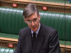 Commons staff union resists Rees-Mogg drive to fully reopen parliament