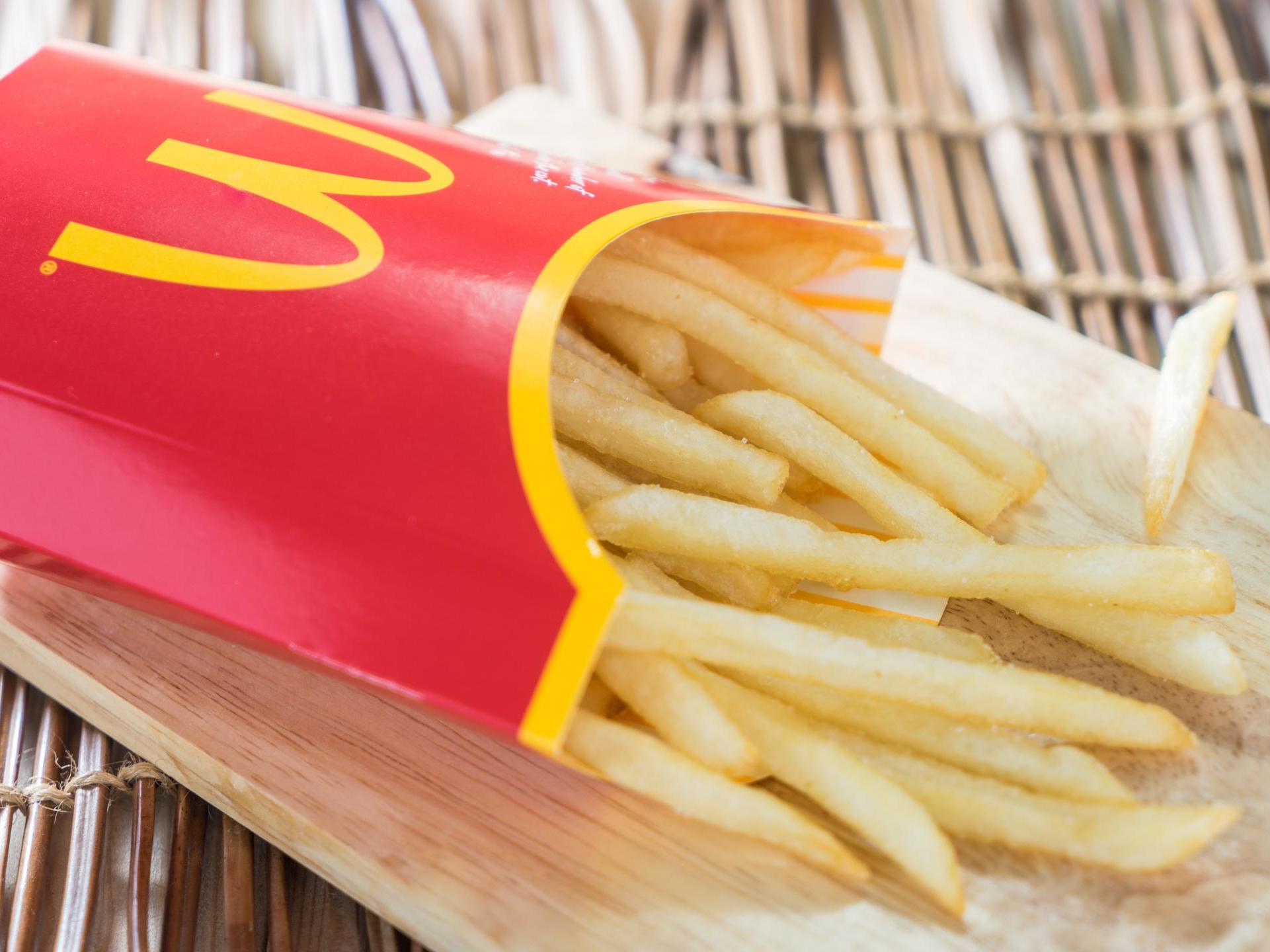 McDonald's 'crashes' UberEats after reopening restaurants for delivery