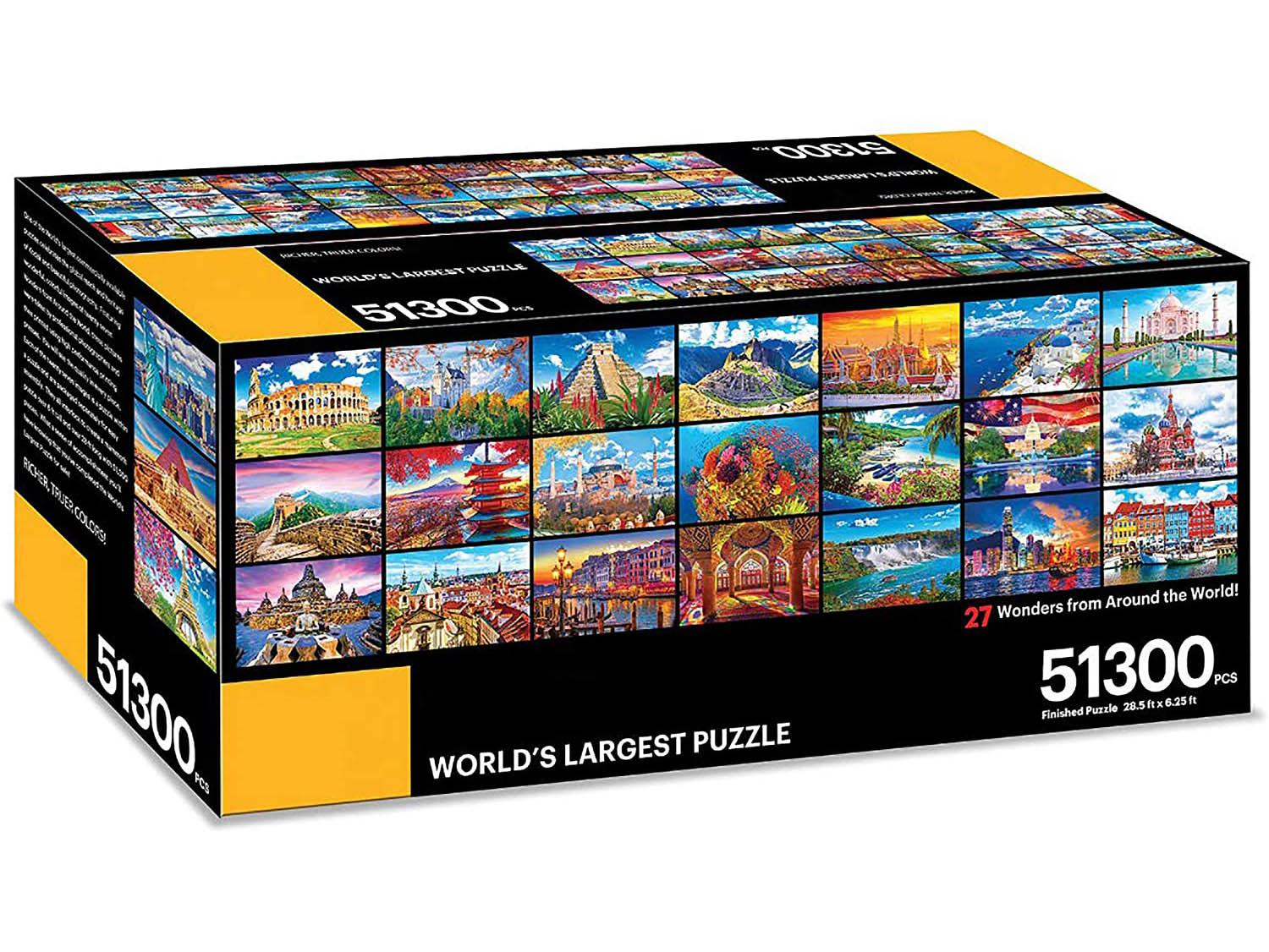 Premium 500 Piece Jigsaw Puzzle for Adults World Beer Collection Poster Included 500 pc Jigsaw Puzzle for Beginners Puzzle Life