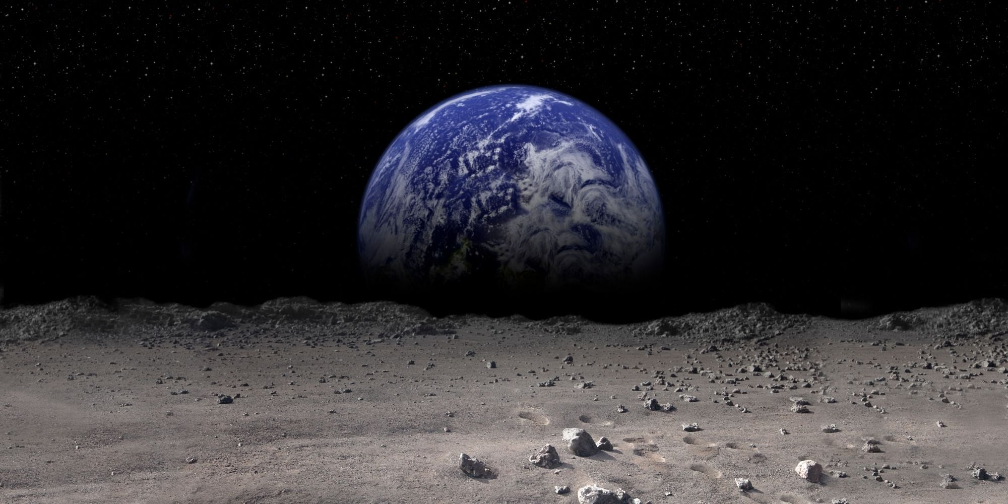 Human urine could be key to putting buildings on the moon, space agency says - indy100