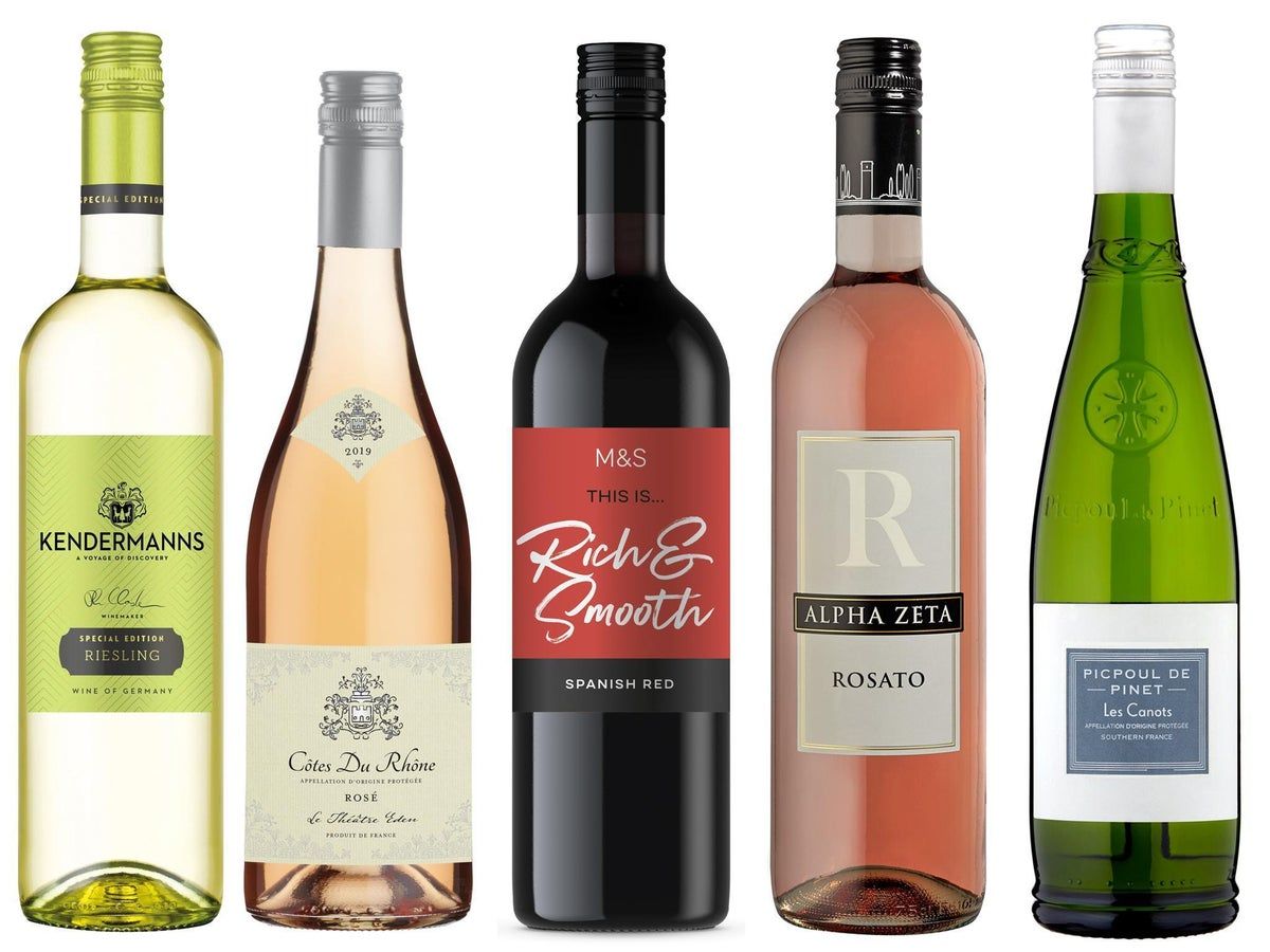 10 Wines Under 10 The Independent The Independent